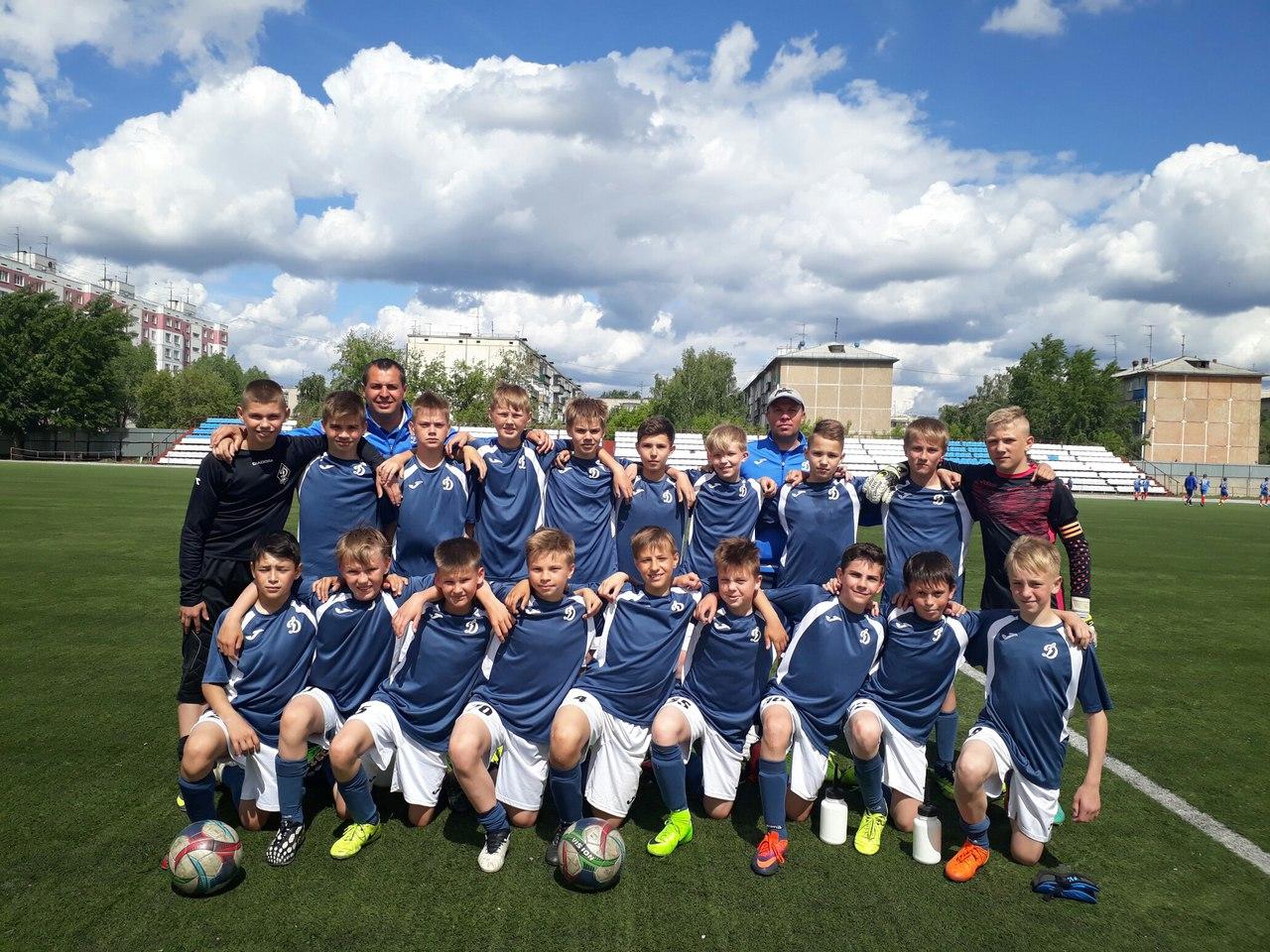 «Динамо-2004» обыграло «Иртыш-2004» (21.09.2018)